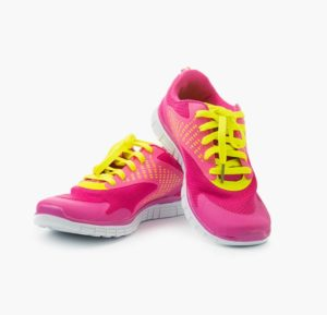 Pink Sport Shoes